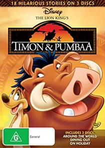 Picture of a TV show: Timon & Pumbaa
