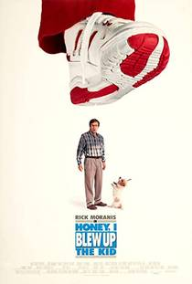Picture of a movie: Honey, I Blew Up The Kid