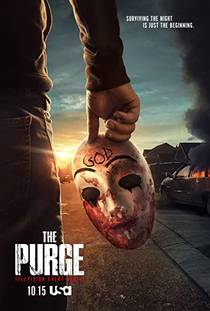 Picture of a TV show: The Purge