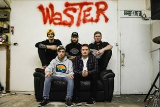 Picture of a band or musician: Wstr