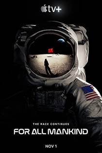 Picture of a TV show: For All Mankind