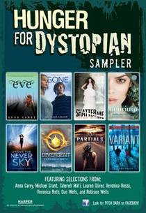 Picture of a book: Hunger for Dystopian: Sampler