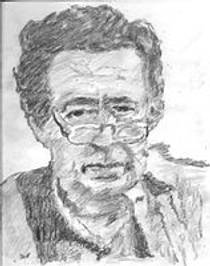 Picture of an author: Mordecai Richler