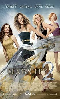 Picture of a movie: Sex And The City 2