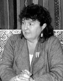 Picture of an author: Carol Ann Duffy