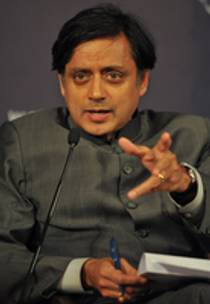 Picture of an author: Shashi Tharoor