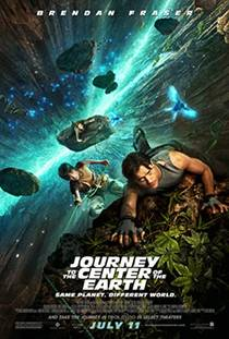 Picture of a movie: Journey To The Center Of The Earth