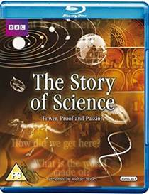 Picture of a TV show: The Story Of Science