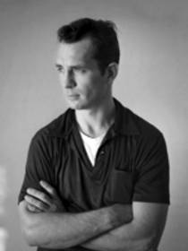 Picture of an author: Jack Kerouac