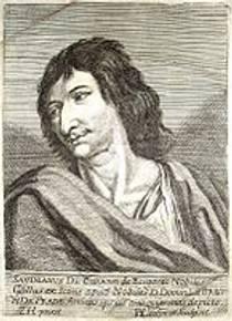 Picture of an author: Cyrano De Bergerac