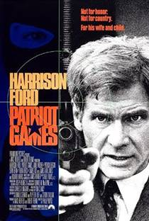 Picture of a movie: Patriot Games