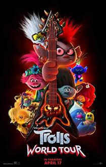 Picture of a movie: Trolls World Tour