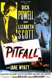 Picture of a movie: Pitfall