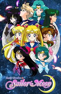 Picture of a TV show: Sailor Moon