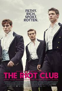 Picture of a movie: The Riot Club