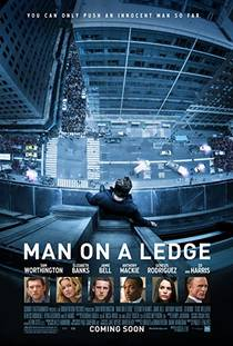 Picture of a movie: Man On A Ledge