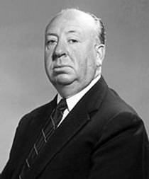 Picture of an author: Alfred Hitchcock