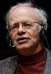 Picture of an author: Peter Singer