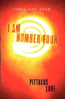 Picture of a book: I Am Number Four