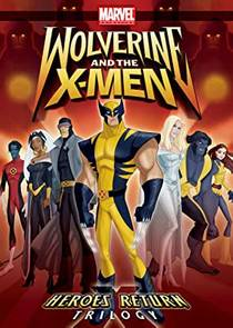 Picture of a TV show: Wolverine And The X-Men
