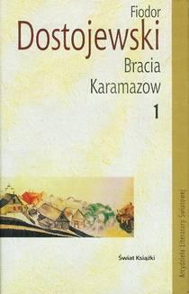 Picture of a book: Bracia Karamazow, tom 1