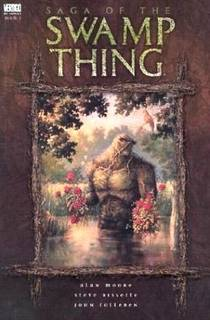 Picture of a book: Swamp Thing, Vol. 1: Saga Of The Swamp Thing