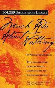 Picture of a book: Much Ado About Nothing
