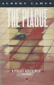 Picture of a book: The Plague