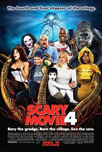 Picture of a movie: Scary Movie 4