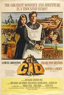 Picture of a movie: El Cid
