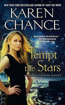 Picture of a book: Tempt the Stars