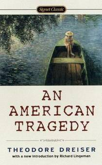 Picture of a book: An American Tragedy