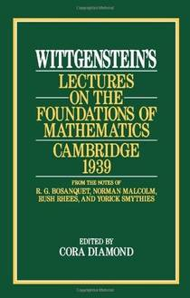 Picture of a book: Lectures on the Foundations of Mathematics, Cambridge 1939