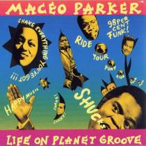 Picture of a band or musician: Maceo Parker