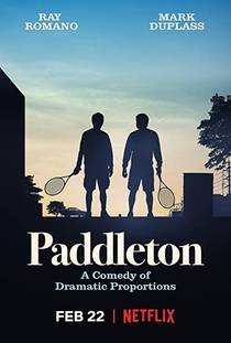 Picture of a movie: Paddleton