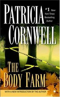 Picture of a book: The Body Farm