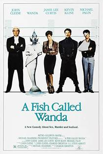 Picture of a movie: A Fish Called Wanda
