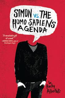 Picture of a book: Simon Vs. The Homo Sapiens Agenda