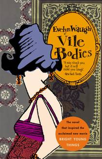 Picture of a book: Vile Bodies