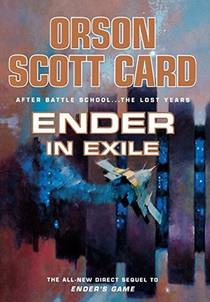 Picture of a book: Ender In Exile