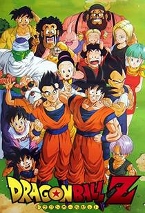 Picture of a TV show: Dragon Ball Z: Doragon Bôru Zetto