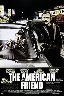 Picture of a movie: Der Amerikanische Freund