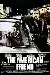 Picture of a movie: The American Friend