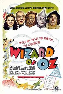 Picture of a movie: The Wizard Of Oz