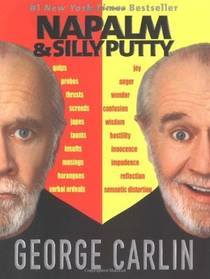 Picture of a book: Napalm & Silly Putty