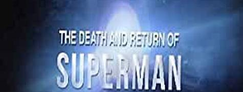 Image of The Death And Return Of Superman