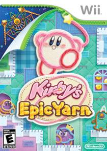Picture of a game: Kirby's Epic Yarn