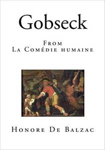 Picture of a book: Gobseck