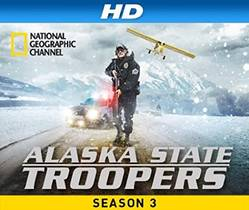 Picture of a TV show: Alaska State Troopers