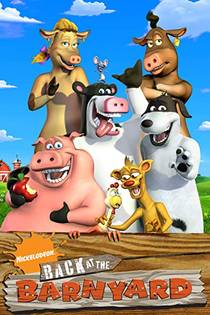 Picture of a TV show: Back At The Barnyard